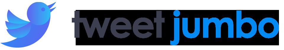 tweetjumbo footer logo